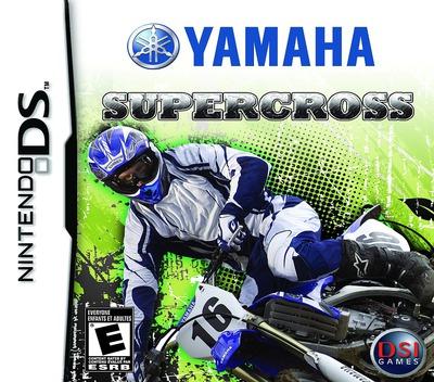 Yamaha Supercross DS coverM (YQXE)