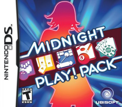 Midnight Play! Pack DS coverM (YR8E)