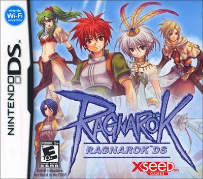Ragnarok DS DS coverM (YRBE)