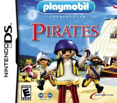 Playmobil Interactive - Pirates DS coverM (YRIE)