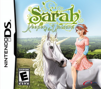 Sarah - Keeper of the Unicorn DS coverM (YSAE)