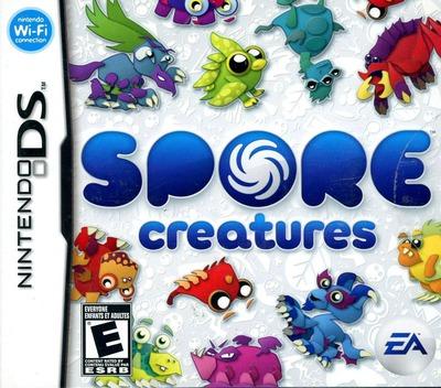 Spore Creatures DS coverM (YSPE)