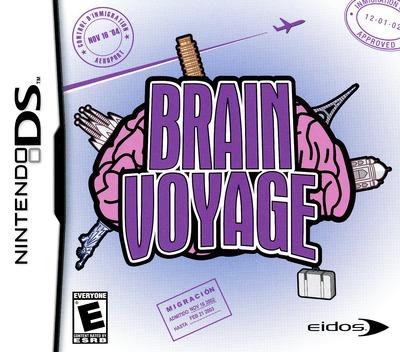 Brain Voyage DS coverM (YSQE)