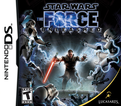 Star Wars - The Force Unleashed DS coverM (YSTE)
