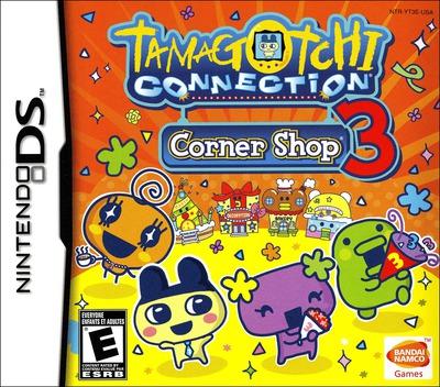 Tamagotchi Connection - Corner Shop 3 DS coverM (YT3E)