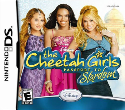 The Cheetah Girls - Passport to Stardom DS coverM (YTJE)