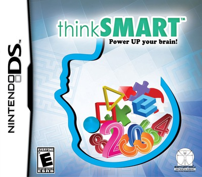ThinkSmart - Power Up Your Brain! DS coverM (YTLE)