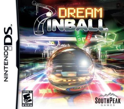 Dream Pinball 3D DS coverM (YUBE)