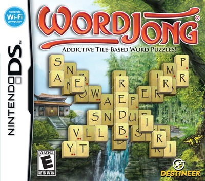WordJong DS coverM (YWJE)