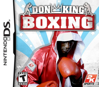 Don King Boxing DS coverM (YWKE)