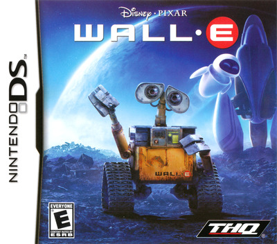 WALL-E DS coverM (YWLE)
