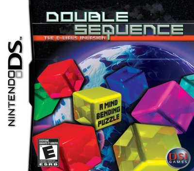 Double Sequence - The Q-Virus Invasion DS coverM (YWQE)