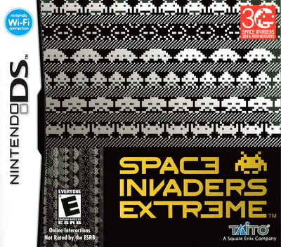 Space Invaders Extreme DS coverM (YXXE)