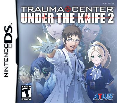 Trauma Center - Under the Knife 2 DS coverM (YYKE)
