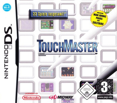 TouchMaster DS coverM (AO8P)