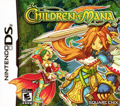 Children of Mana DS coverM (ASEE)