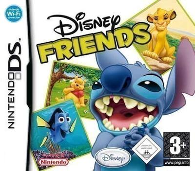 Disney Friends DS coverM2 (AXVD)