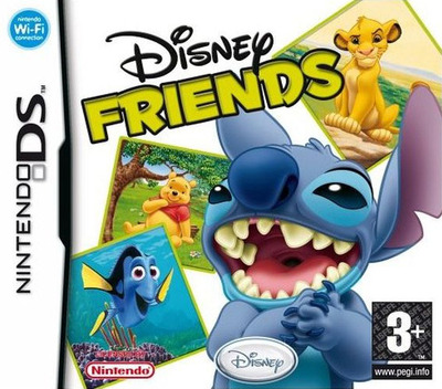 Disney Friends DS coverM2 (AXVP)
