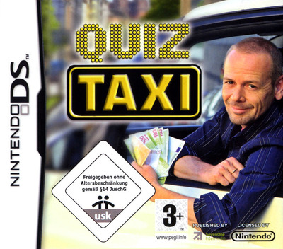 Quiz Taxi DS coverM2 (CQYD)