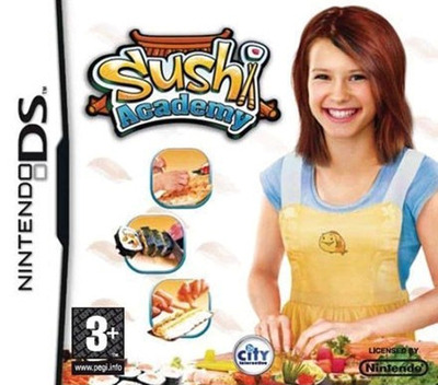 Sushi Academy DS coverM2 (CSDP)
