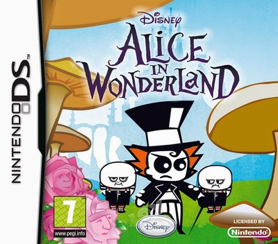 Alice in Wonderland DS coverM2 (VALV)