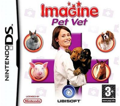 Imagine - Pet Vet DS coverM2 (YPVP)