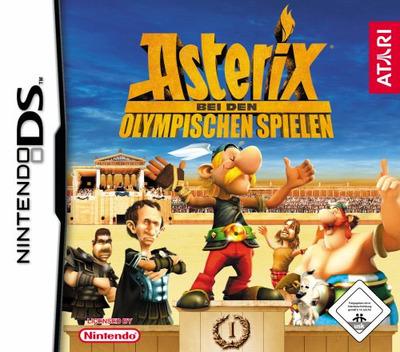 Asterix bei den Olympischen Spielen DS coverMB (YRZP)