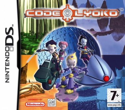 Code Lyoko DS coverMB (AL5P)