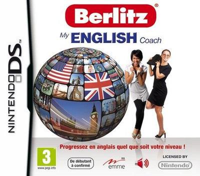 Berlitz - My English Coach DS coverMB (BENP)