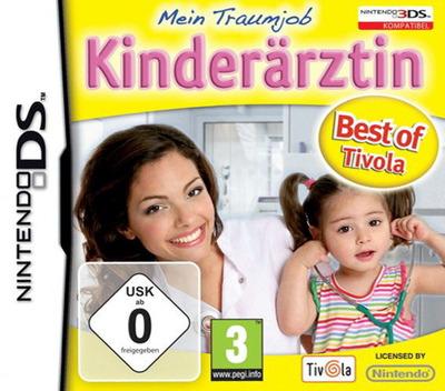 Mein Traumjob - Kinderärztin DS coverMB (BMND)