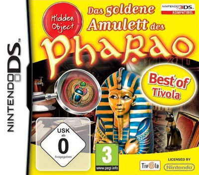 Pharaoh's Golden Amulet DS coverMB (BOUP)