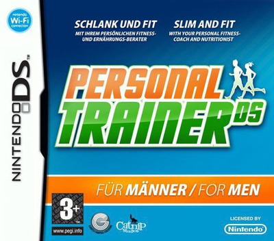Personal Trainer DS for Men DS coverMB (C7MP)