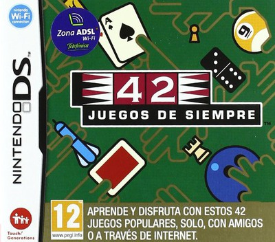 42 Juegos de Siempre DS coverMB (ATDP)