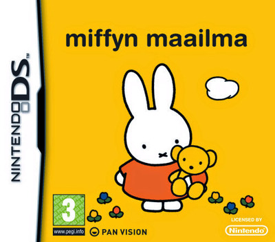 Miffyn Maailma DS coverMB (BMWX)