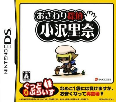 おさわり探偵 小沢里奈 DS coverMB (AOZJ)