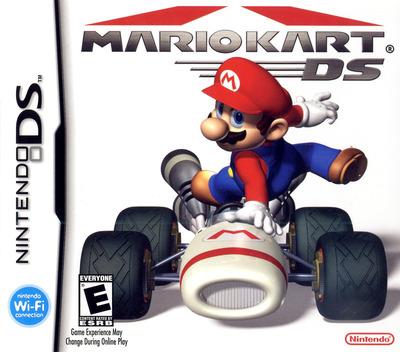 Mario Kart DS (Demo) DS coverMB (A39E)