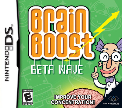 Brain Boost - Beta Wave DS coverMB (AUIE)