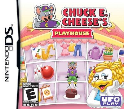 Chuck E. Cheese's Playhouse DS coverMB (BC7E)
