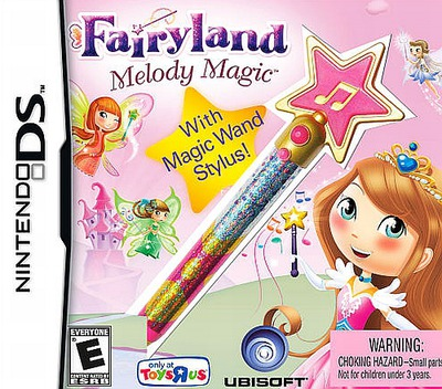 Fairyland - Melody Magic DS coverMB (BFCE)