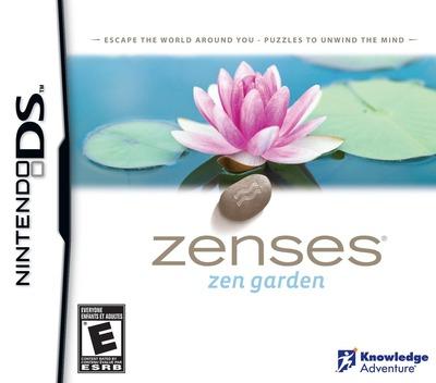 Zenses - Zen Garden DS coverMB (BZGE)