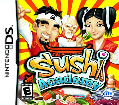 Sushi Academy DS coverMB (CSDE)