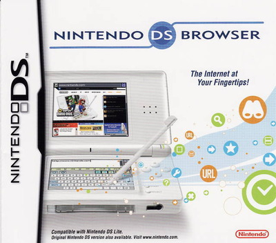 Nintendo DS Browser DS coverMB (UBRP)