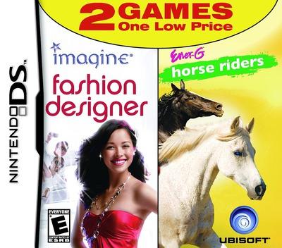 Imagine - Fashion Designer DS coverMB (YFHE)