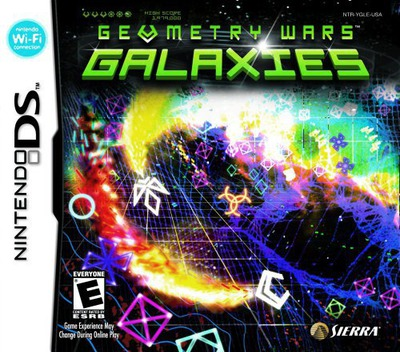 Geometry Wars - Galaxies DS coverMB (YGLE)