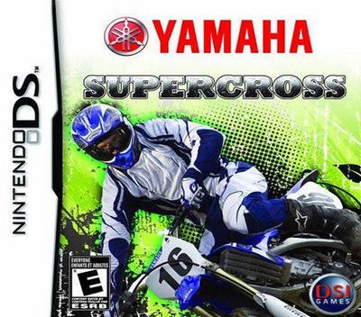 Yamaha Supercross DS coverMB (YQXE)