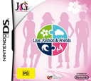 Element Girls - Love, Fashion & Friends DS coverS (CE9P)