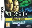 CSI - Crime Scene Investigation - Tödliche Absichten - Die Geheimen Fälle DS coverS (BCIP)
