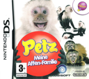 Petz - Meine Affen-Fanilie DS coverS (CM8P)