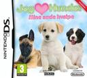 Jeg Elsker Hunde! Mine søde hvalpe DS coverS (BIIX)