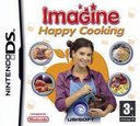 Imagine - Happy Cooking DS coverS (A4CX)